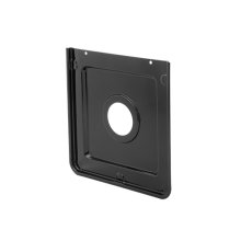 Smart Choice Small Black Square Drip Pan