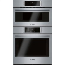 800 Series Combination Oven 30'' Stainless steel HBL87M53UC