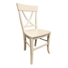 Banff X-Back Side Chair