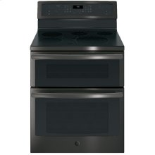 """GE Profile™ 30"""" Free-Standing Electric Double Oven Convection Range"""