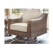 Swivel Lounge Chair (1/CN)