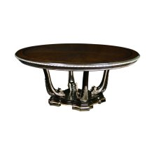 Piazza San Marco Round Dining Table