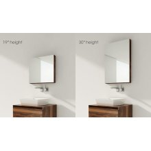 Mirrors Recessed The M Collection