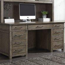 Desk/Credenza Base - Left