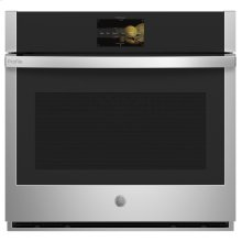 """30"""" Electric Self-Cleaning Convection Single Wall Oven"""