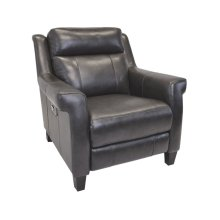 Power Recliner in Benton-Smoke
