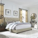 Queen Sleigh Bed Product Image