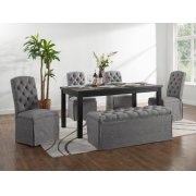 Palmer Skirted Bench Product Image