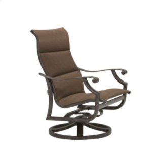 Montreux Padded Sling Swivel Action Lounger
