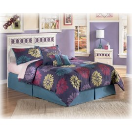 Zayley Full Panel Bed