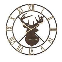 Winchester Deer Wall Clock