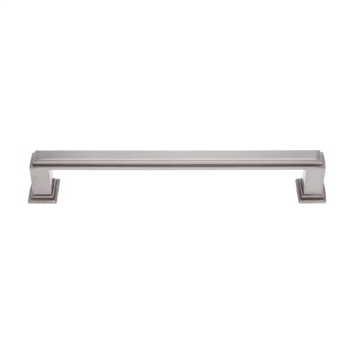 Satin Nickel 160 mm c/c Marquee Pull