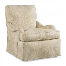 Fully Upholstered Chair