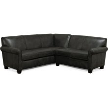 4630LS-SECT Angie Leather Sectional