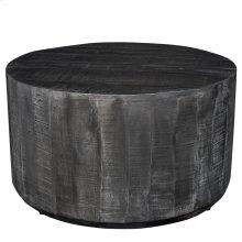 Eva Coffee Table in Distressed Grey