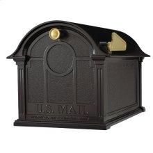 Balmoral Mailbox - Black