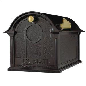 Balmoral Mailbox - Black Product Image
