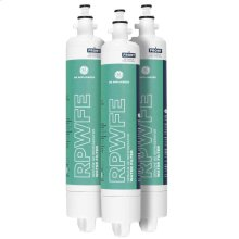 GE® RPWFE REFRIGERATOR WATER FILTER 3-PACK