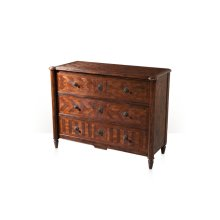 Parquetry Characteristics Chest