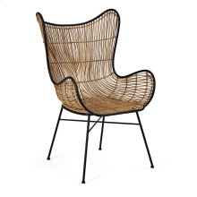 Acerra Woven Wicker Chair
