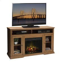 """Colonial Place 59"""" Fireplace Cons"""
