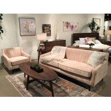 Betty Blush Sofa, Love, Chair, U7450