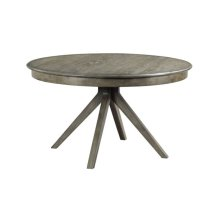 Murphy Round Dining Table Complete