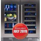 "30"" French Door Beverage Centers Wine Refrigerators Product Image"