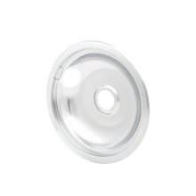 Smart Choice 8'' Chrome Drip Bowl, Fits Most