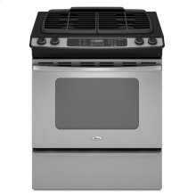 30-inch Self-Cleaning Slide-In Gas Range