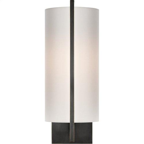 Visual Comfort BBL2110BZ-S Barbara Barry Framework 1 Light 5 inch Bronze Decorative Wall Light
