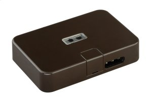 Instalux® Low Profile Under Cabinet Touchless Sensor Control Bronze Product Image
