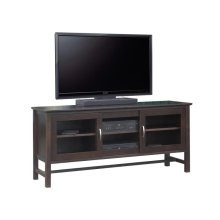 """Brooklyn 60"""" HDTV Cabinet With 3 Sliding Doors"""