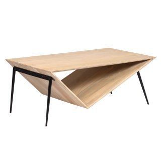 Asymmetric Coffee Table