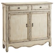 Heidi 2-door 2-drawer Cabinet Product Image