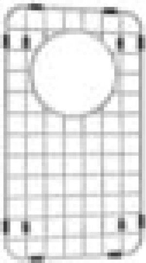 Stainless Steel Sink Grid (Fits Performa right bowl, 440101/108/115/102) Product Image