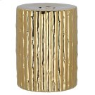 Bamboo Garden Stool - Gold Product Image