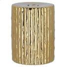Bamboo Garden Stool - Gold Product Image