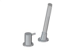 M.E. Deck-Mounted Handshower & Diverter Set Product Image