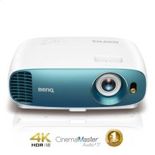 Home Entertainment Projector for Sports Fans with 4K HDR, 3000 Lumen  TK800M