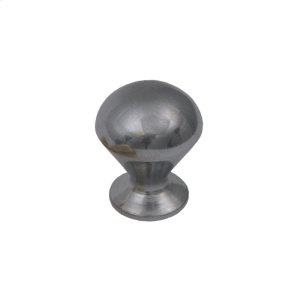 Cone-shaped knob made of solid brass. Product Image
