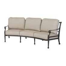 Grand Terrace Cushion Curved Sofa