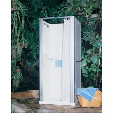 Free-Standing Shower Cabinet