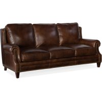 Bradington Young Houck Stationary Sofa 577-95 Product Image