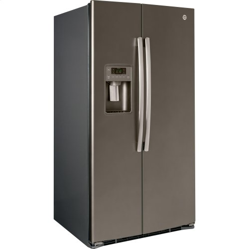 GE® Adora ENERGY STAR® 25.3 Cu. Ft. Side-By-Side Refrigerator