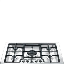 "76CM (30"") ""Classic"" Gas Cooktop Stainless Steel"