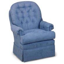 BECKNER Swivel Glide Chair