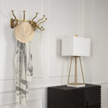 Starling Wall Mounted Coat Rack