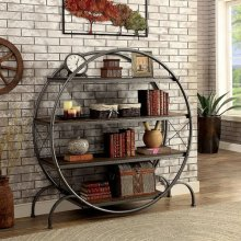 Sariya Circle Book Shelf
