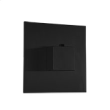 Thermostat SQU - Black